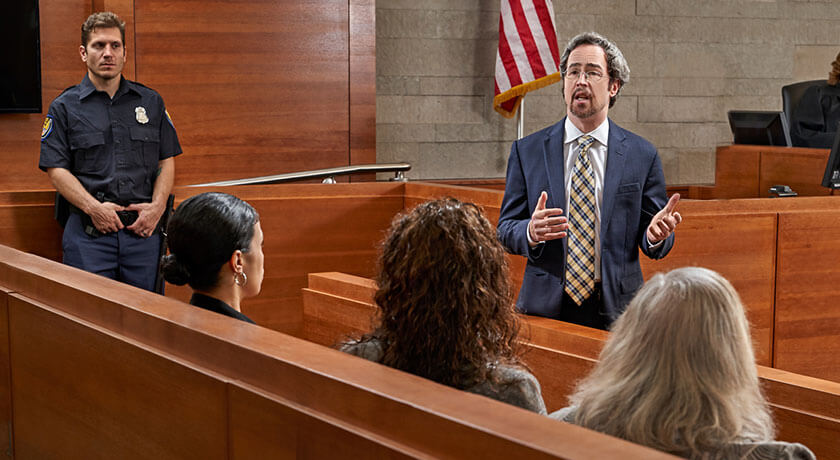 Ben Luftman - Columbus Criminal Defense Lawyer | LHA